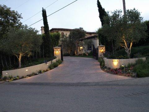 camarillo outdoor driveway lighting camarillo landscape lighting camarillo landscape lighting
