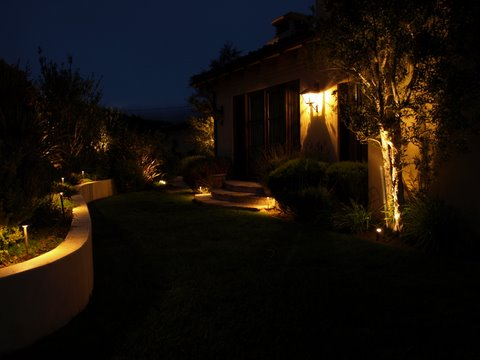 camarillo outdoor lighting landscape lights